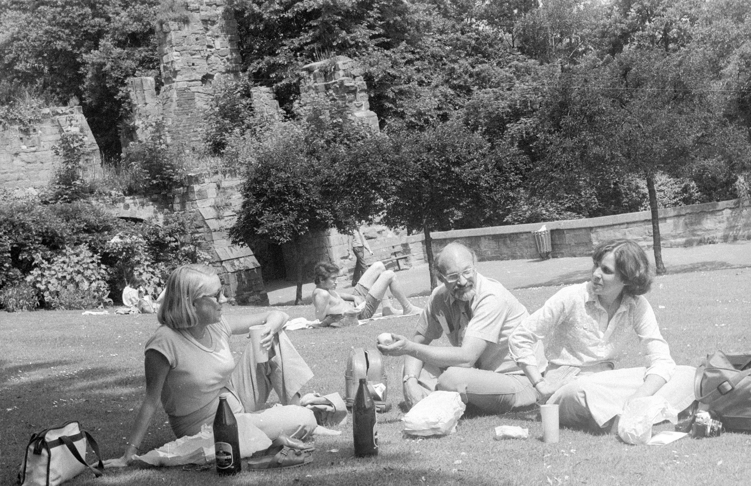 Rosemary and John England 1979