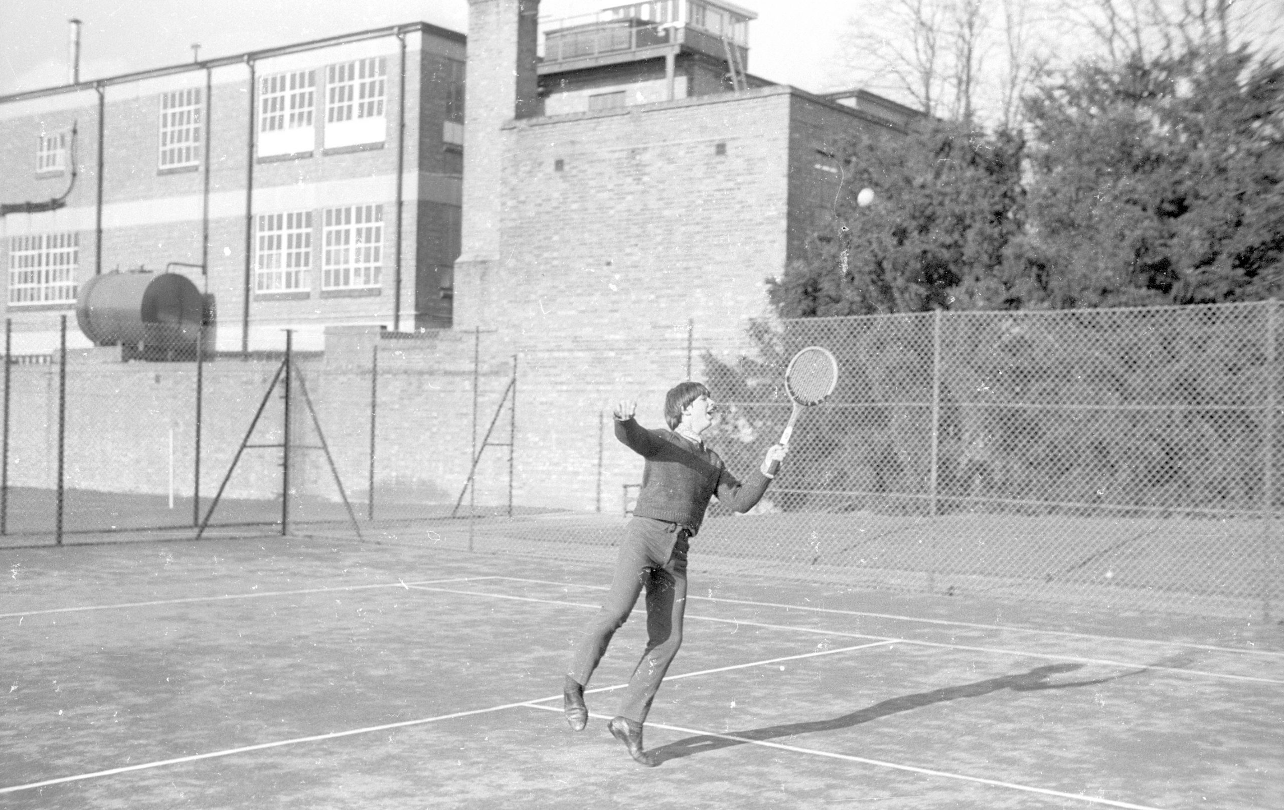 a volley