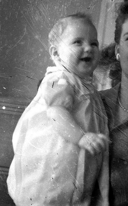 baby dunno maybe Julie maybe Kathy