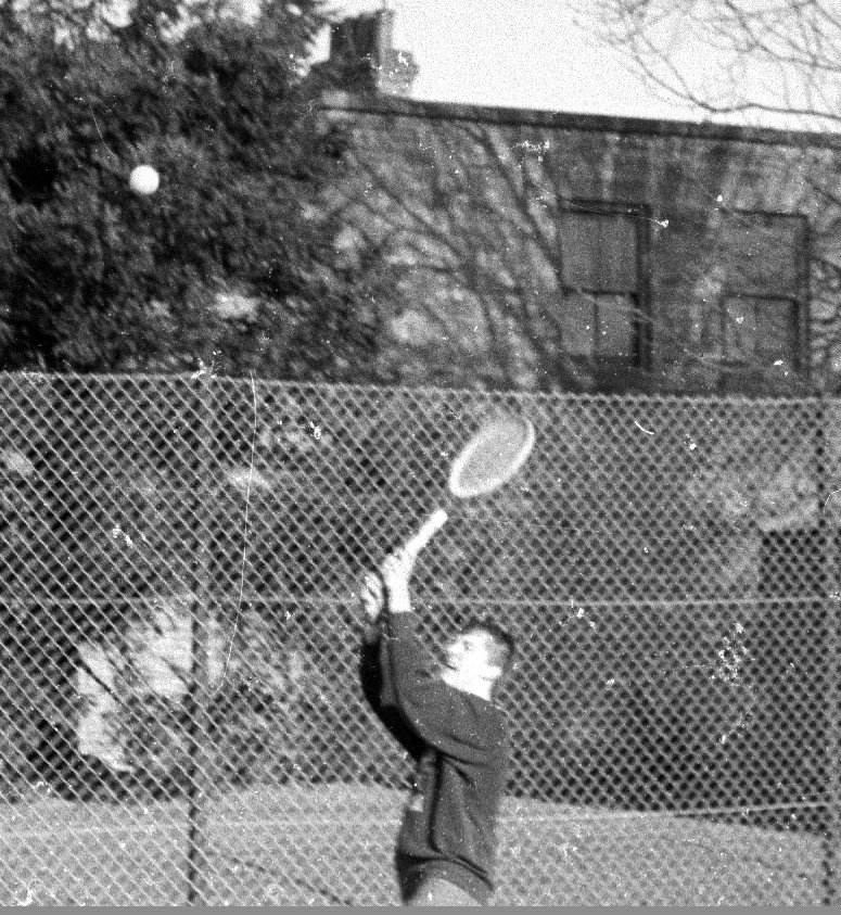 brynolf lyon tennis oxford 1967