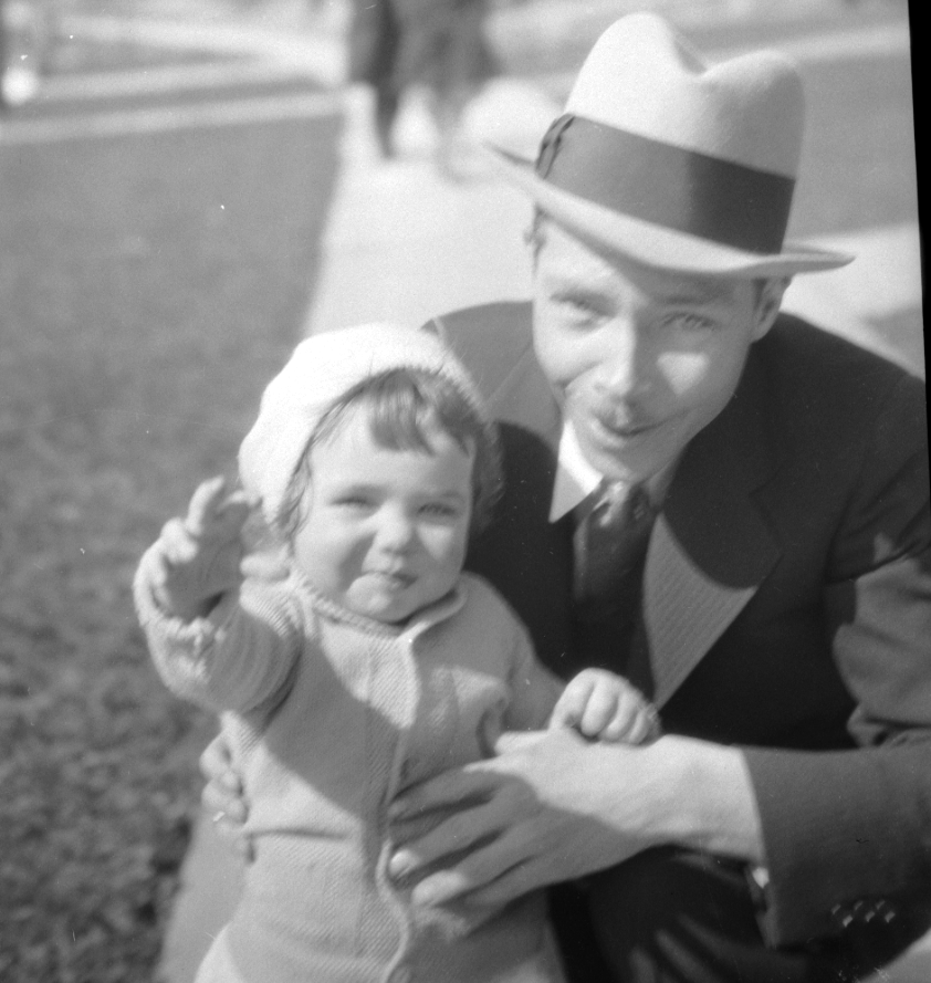 grandpa k and ann