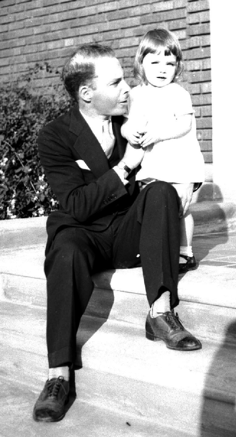 grandpa k and mom