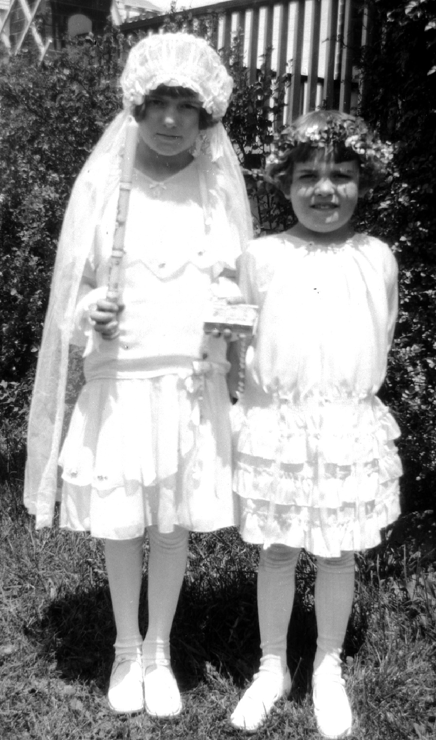 jean mary 1st communion