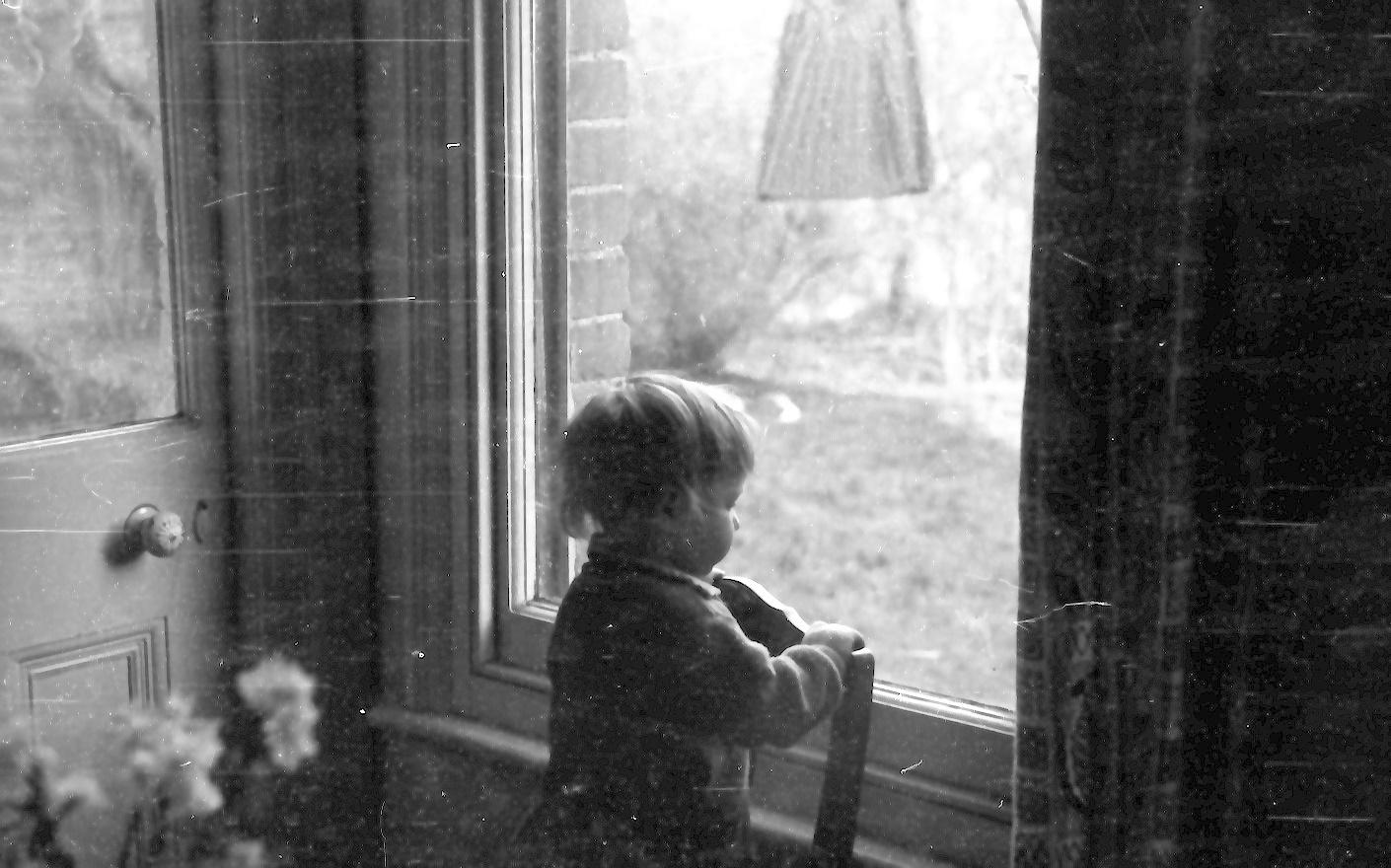 jenny at window 9 staverton