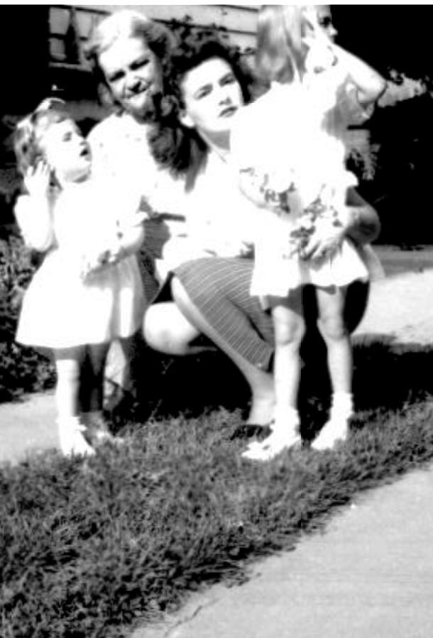 kathy carol grandma mary 1