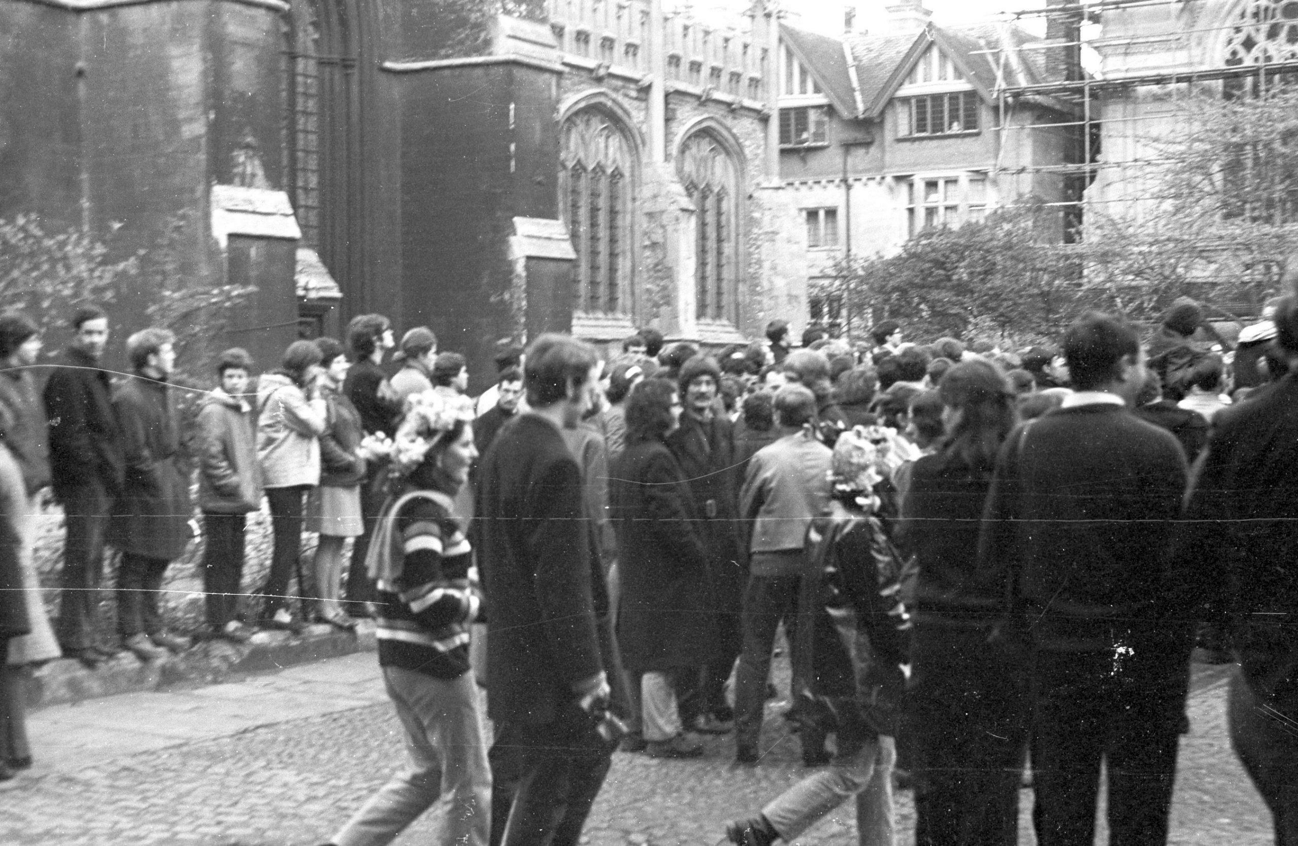 may morning 1968