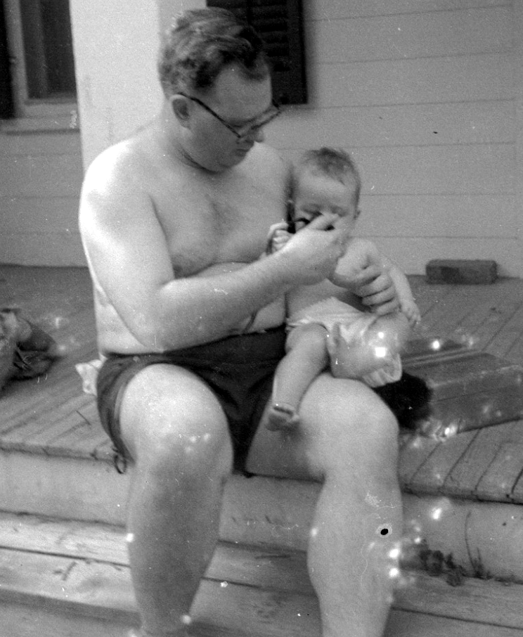 me and dad 2 1