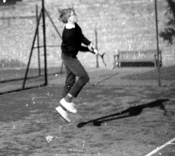 mike tennis leap