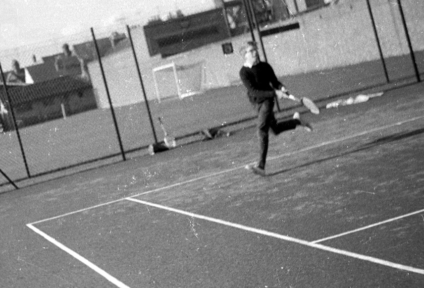 mike tennis oxford 1967