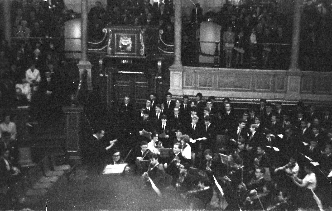 sheldonian concert oxford 68
