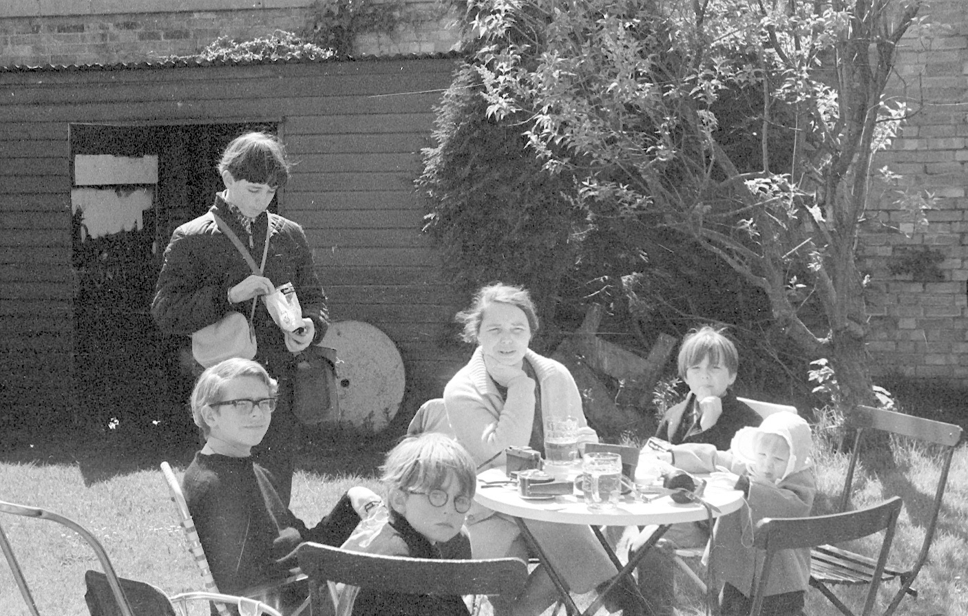 sullivans at pub 1968