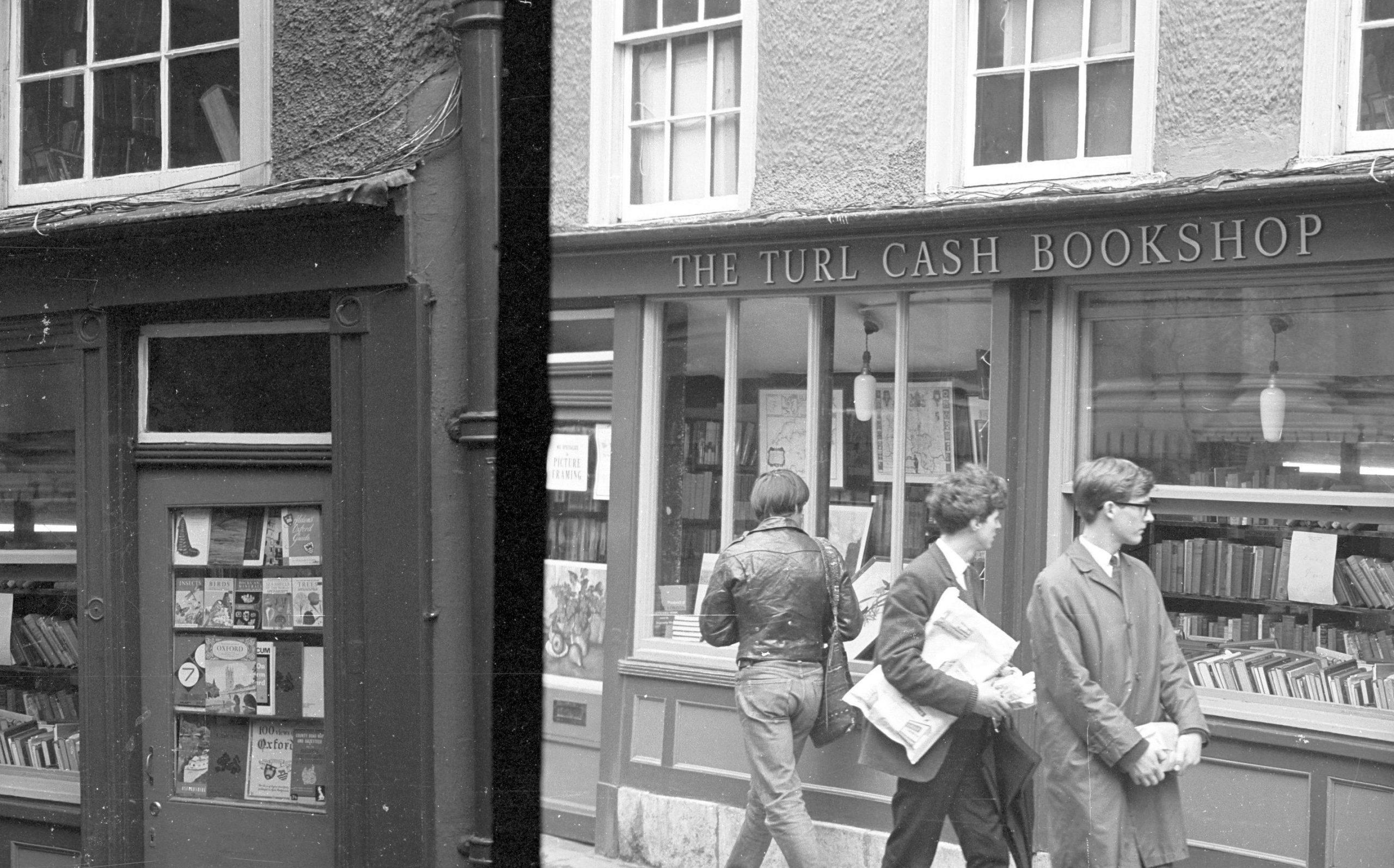 turl bookshop